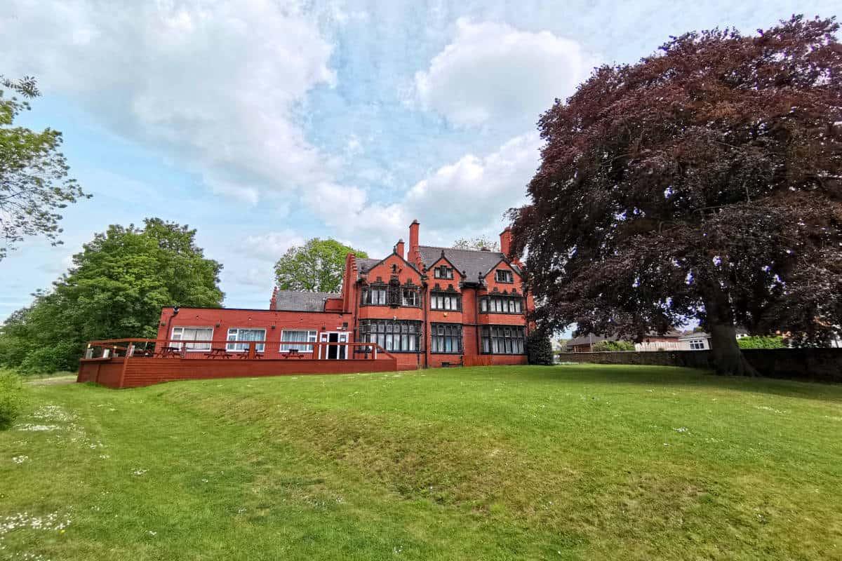 Bolehall Manor Club Front Gallery