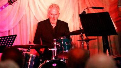 Bolehall Manor Club - Jazz Club M&M Drummer