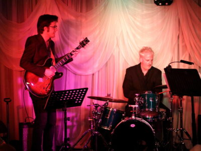 Bolehall Manor Club - Jazz Club Guitar and Drums