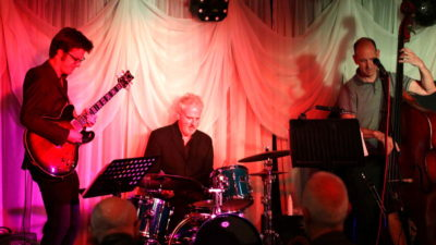 Bolehall Manor Club - Jazz Club M&M on stage