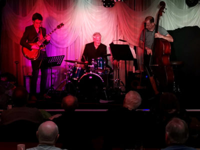 Bolehall Manor Club - Jazz Club Stage from far