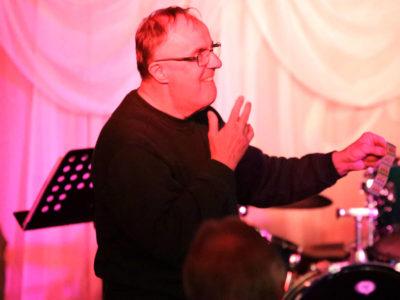 Bolehall Manor Club - Jazz Raffle Peter