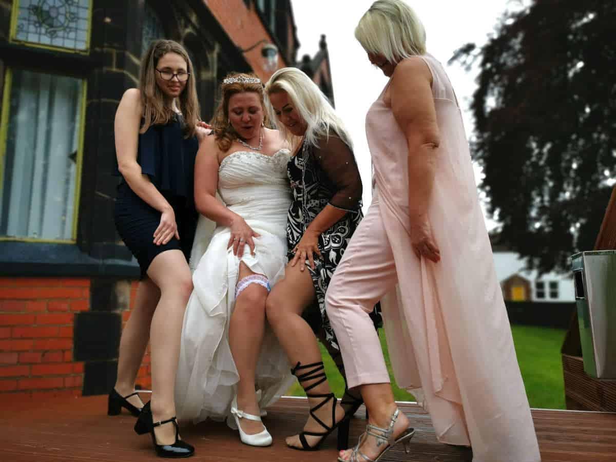 Bolehall Manor Club Wedding Reception5