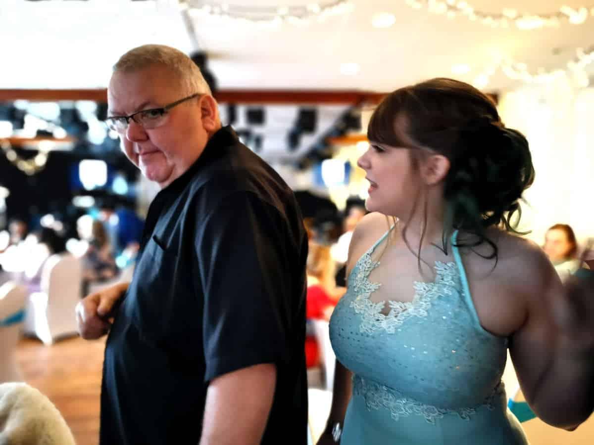 Bolehall Manor Club Wedding Reception9