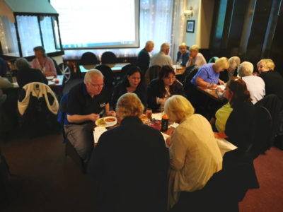 Quiz Night - Thanks for coming to Bolehall Manor